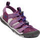 Keen W's Clearwater CNX Sandals Grape Wine/Grape Kiss
